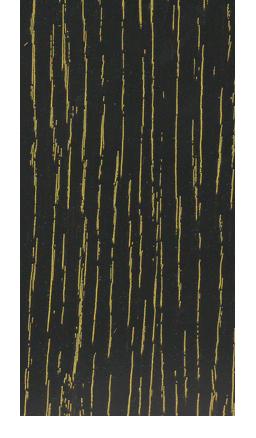 Черное дерево в золоте