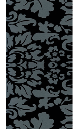 Флоренция черная глянец