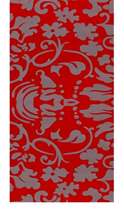 Флоренция красная глянец