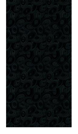 Молекулы черные
