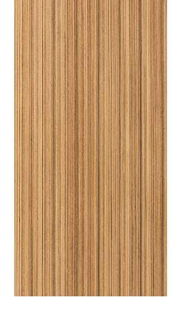Зебрано мелкорадиальный