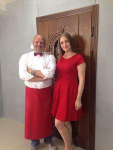Григорий Шевчук в Коммунаре
