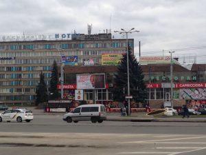 билборд дверей коммунар
